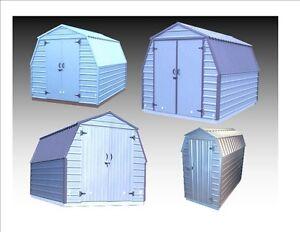 Pre-Fab Sheds & Outhouses