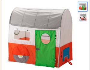 Ikea kid's bed tent