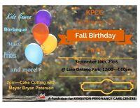 Fall Birthday Party