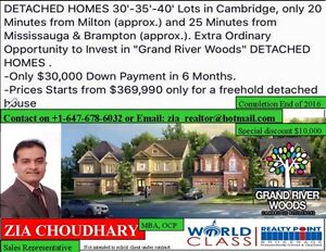 Investment Opportunity - Detached Houses from $449,990