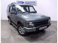 2005 Land Rover Discovery 2.5 Td5 G4 7 seat 5dr 5 door Estate
