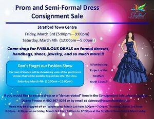 Prom & Semi Formal Dress Consignment Sale