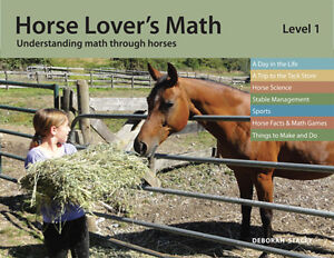 Horse Lover's Math Level 1 Workbook