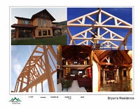 Built To Last - Handcrafted Timber Structures