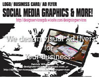 GREAT DESIGNING SERVICES for Small Business by Email