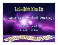 Tarot and Oracle readings byMel