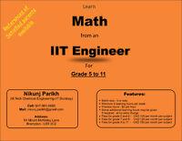 BRAMPTON-Math Tutor (IIT Engineer) for Grade 5 to 11