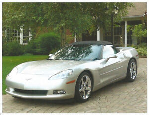 Beautiful, One of a Kind, 2007 Corvette Convertible