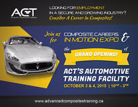 Composite Careers in Motion Expo