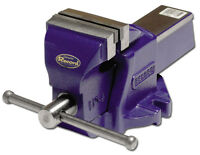 Iso bench vise and small drill press