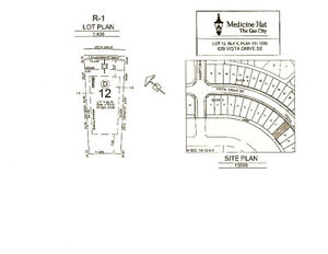 Lot For Sale or Have Us Build Your Dream Home 629 Vista Dr. SE