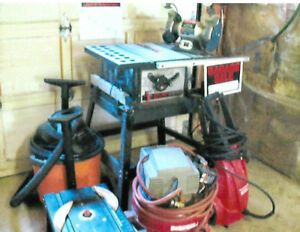 selling power tools