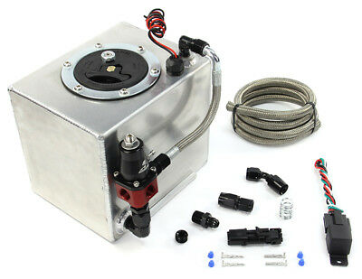 Nitrous Fuel System - Nitrous Outlet Universal Battery Dedicated Fuel System