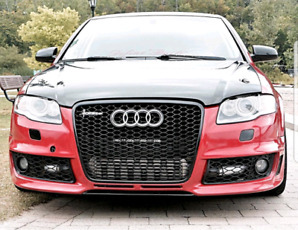 Testing waters Blown up fully built B7 Audi a4