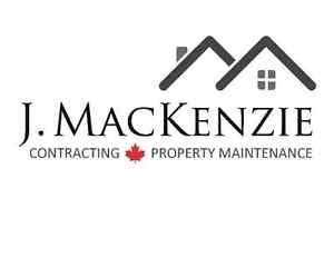 J MACKENZIE CONTRACTING Kingston Kingston Area image 1