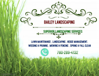 BOOKING SPRING CLEAN UPS / LAWN MAINTENANCE SERVICES