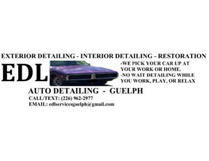 No Wait Automotive Detailing Service