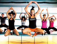 INSANITY LIVE GROUP CLASS