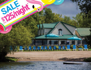 KAWARTHAS Cottages For Rent From $125/Night