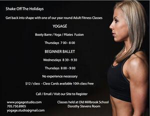 Adult Fitness Classes Peterborough Peterborough Area image 1