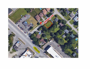 RESIDENTIAL BUILDING LOT FOR SALE BY OWNER (NORTH OSHAWA)