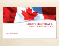 LIBERT'S ELECTRICAL AND HANDYMAN SERVICES