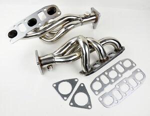 Stainless Race Headers FITS Nissan 350z & 370z Infiniti G37 3.5L 3.7L V6