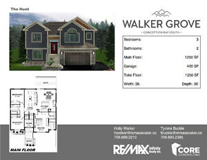 Welcome To Walker Grove Lot 11- CBS St. John's Newfoundland image 2