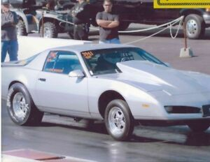 91 trans am race car