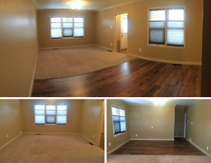 Recently Renovated & Retro - Three Bedroom Suite Available Now!