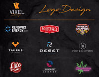 Professional Logo Design - Starting at only $50!