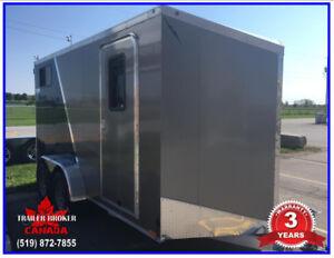 2018 Lightning 7 x 14 Toyhauler / camper specail all Aluminum