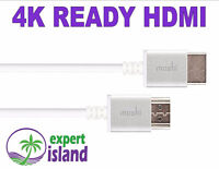 4K Ready High Speed HDMI Cable - Laptop,Apple TV, Xbox, etc...