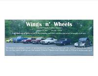 """Wings n' Wheels"" at the Atlantic Canada Aviation Museum"