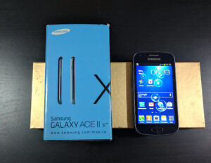 Samsung Galaxy Ace || X  (LIKE BRAND NEW)