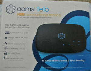 Ooma Telo Free Calling Device - New
