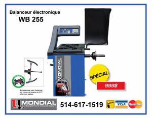 997$ Balanceur de roue Lift Demonte pneus Lift Compresseur Hoist