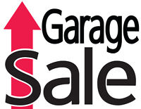 GARAGE SALE SAT 22 AUG