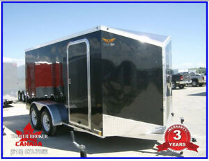 "7 x 14 V-Nose ALL Aluminum Cargo trailer Best Price! 12"" O/C"