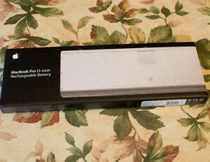 15 Inch MacBook Pro Rechargeable Battery - NEW