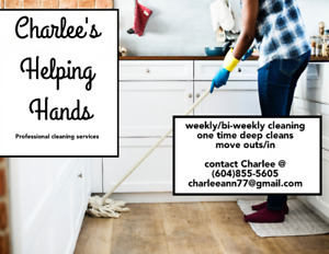 Affordable cleaning services