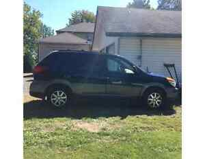 2003 Buick Rendezvous SUV 2000$ OBO