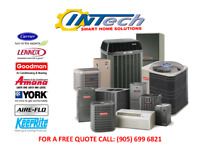 AFFORDABLE INSTALLATION: A.C. / FURNACE: CALL NOW: 905-699-6821