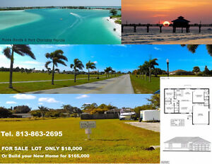 Nice clean vacant lot ready to build you new residential home