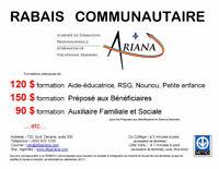 Formations Préposé aux Bénéficiaires , RSG & Aide-éducatrice,
