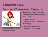 Looking For Residential Cleaning Services