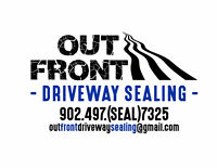DRIVEWAY SEALING - GET IT DONE THIS WEEKEND