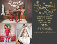 6th Annual Christmas Sessions Amy's Images Photography