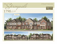 New Townhouse Near Brampton Mount Pleasant Go Station