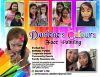 Darlene's Colours Face Painting